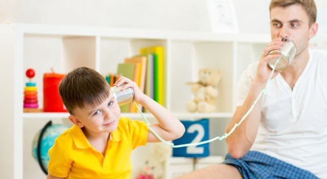 Helping children listen and learn at a Calgary hearing clinic